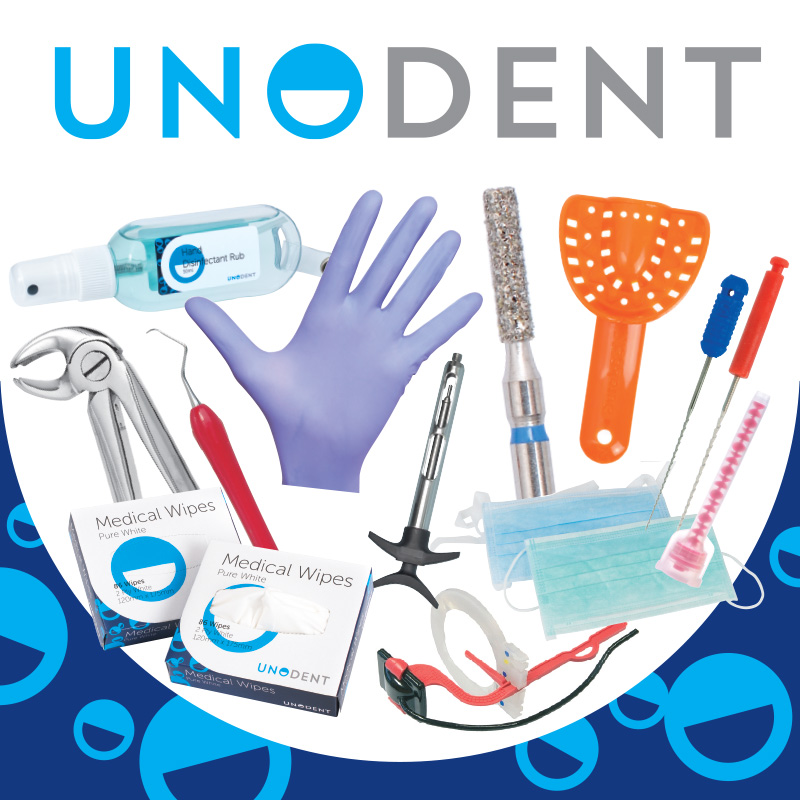 UnoDent brand image