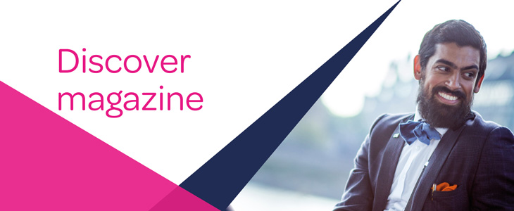 Discover Magazine August – September Issue 2019