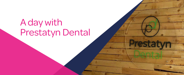 A day with…Iain Donnelly, Prestatyn Dental