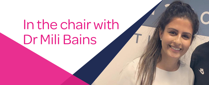 In the chair with… Dr Jaspreet Mili Bains of Orchard Dental Practice, Plymouth