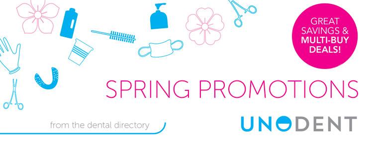 UnoDent unveils Spring endodontic focus